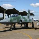 FAB: Dez anos do primeiro F-5 Tiger II modernizado
