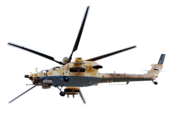 Mi-28NE Havoc, intended for supply to Algiers (September 2015 - Rostvertol plant) (2)