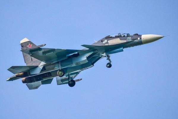 Su-30SM - AVMF, by Alexey Korshunov