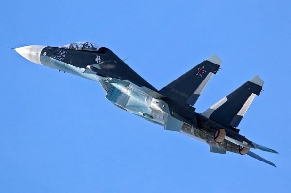 Su-30SM - AVMF, by Sergey Koptsev