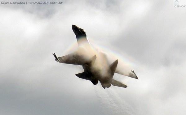 Su-35 MAKS 2015, by Gian Corazza
