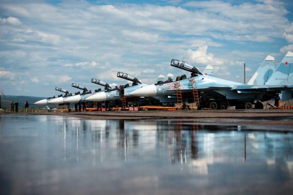 Sukhoi Su-30SM da VKS (2)