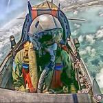 FAB: Estagiários do Esquadrão Joker aprimoram técnicas no A-29 Super Tucano