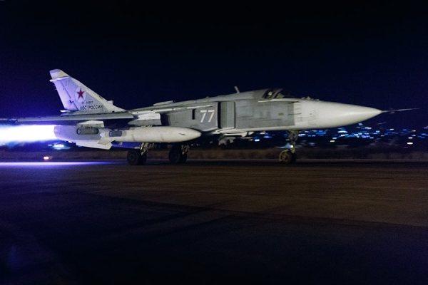Sukhoi Su-24M da VKS em Latakia – Ministério da Defesa da Federação Russa (5)