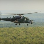BRASIL: Helicóptero AH-2 Sabre da FAB faz pouso forçado