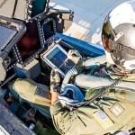 Pilotos de jatos Growler voam com tablets integrados ao sistema de missão