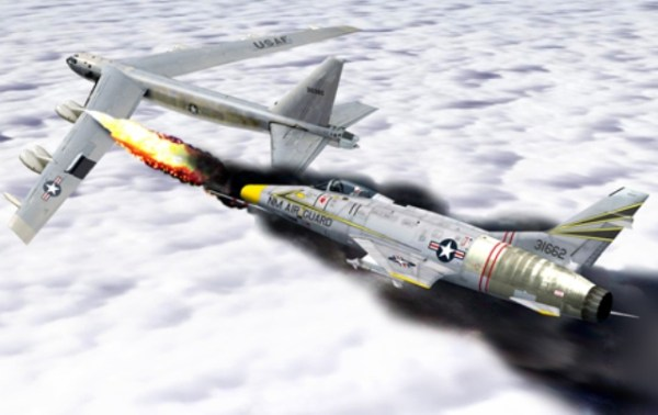 F-100 abate B-52_don hollway