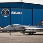 GRIPEN NG BR: Saab anuncia efetivação do contrato para fornecimento de armamentos para os caças da FAB