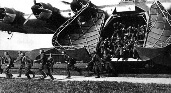 Messerschmitt Me 323 Gigant #2