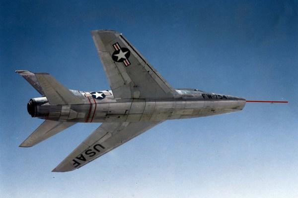 North American YF-100