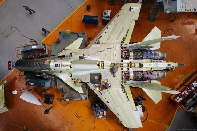 Sulhoi Su-30SM, Foto - Gelio Vostok (11)