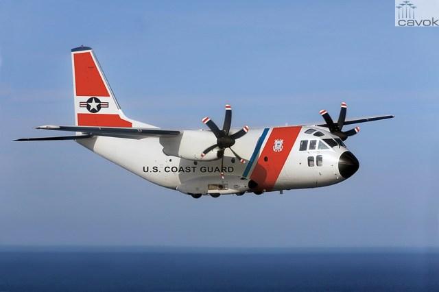 Alenia Aermacchi C-27J Spartan (Foto - US Coast Guard)