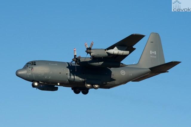 Lockheed CC-130H Hercules (Foto - RCAF)