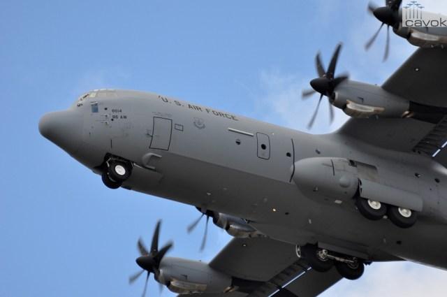 Lockheed Martin AC-130J 'Ghostrider' Foto Lockheed Martin, em caráter ilustrativo