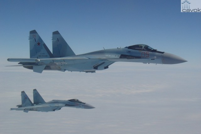 Su-35S - VKS, Síria (4)