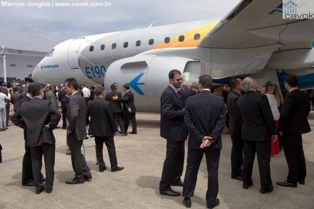 Apresentação do E190-E2, Foto - Marcos Junglas - Cavok Brasil (11)