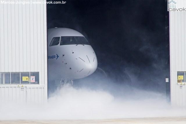 Apresentação do E190-E2, Foto - Marcos Junglas - Cavok Brasil (7)