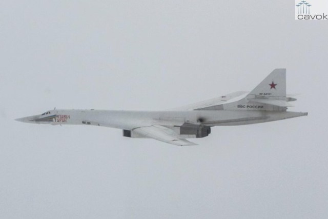 Tu-160, Red 03 - Pavel Taran (RF-94101), Foto - RAF (3)