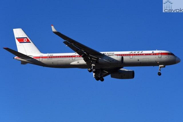 p-633-air-koryo-tupolev-tu-204-100b_Rocky Wang