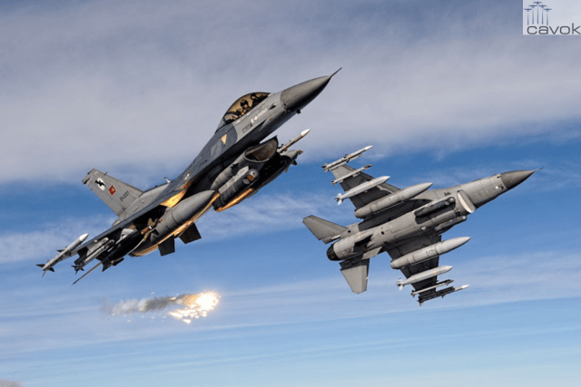 F-16 - Força Aérea da Turquia (THK)