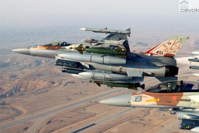 F-16 - IAF
