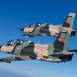 Venezuela recebe lote adicional de aeronaves K-8W de fabricação chinesa