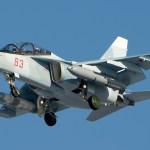 Rússia encomenda mais 30 unidades do Yak-130