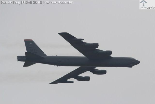 Boeing B-52H Stratofortress – FIDAE 2016 (3)