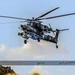 Acidente com helicóptero de combate Mi-28N na Síria deixa dois mortos