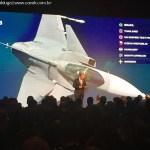 Futuro caça da Força Aérea Brasileira, Gripen NG é apresentado hoje (18) na Suécia