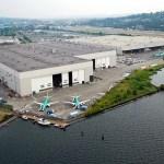 Fábrica da Boeing em Renton: solo sagrado da aviação comercial