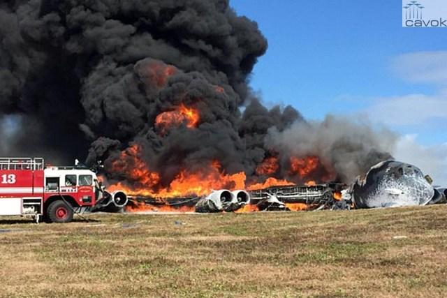 Acidente com bombardeiro B 52H Stratofortress em Guam - Acidente com bombardeiro B-52H Stratofortress em Guam