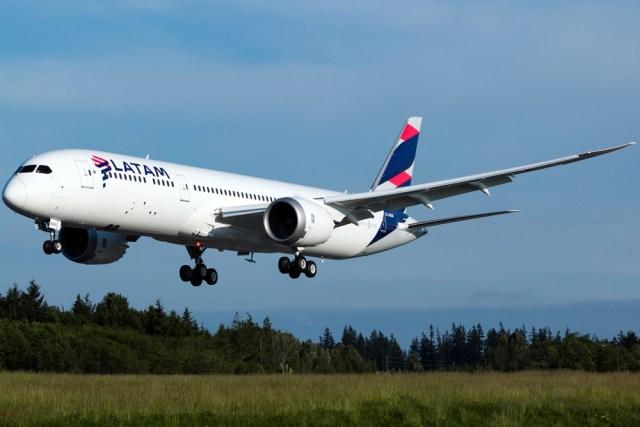 Boeing 787-9 Dreamliner - LATAM