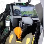 Saiba como foi o evento da AEL Sistemas para entrega à Saab da aplicação de HMI do WAD do Gripen NG