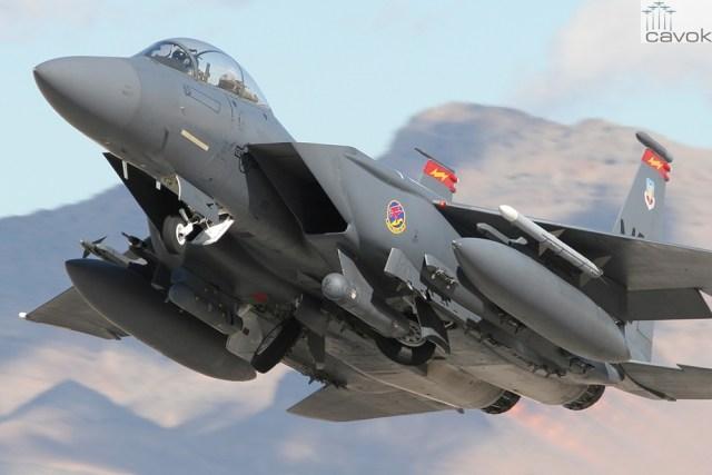 McDonnell Douglas F-15E Strike Eagle, Foto - Ralph Duenas