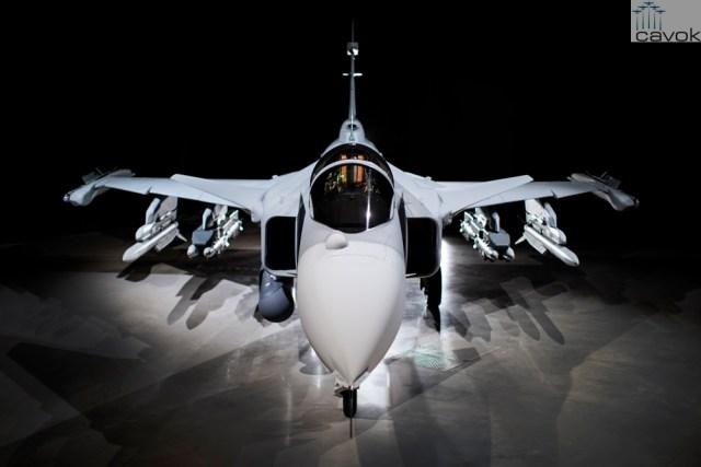 Primeiro protótipo do Saab JAS 39E Gripen (39-8) (4)