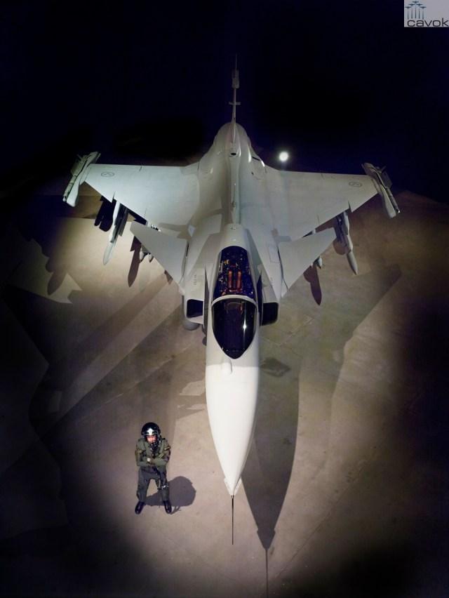 Primeiro protótipo do Saab JAS 39E Gripen (39-8) (5)