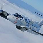 França encomenda duas aeronaves King Air 350 para operações especiais ISR