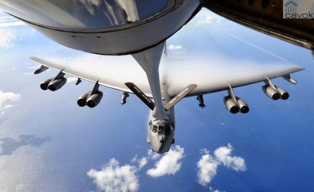 5DD - Decisão sobre re-motorização dos bombardeiros B-52 deve ser feita em breve
