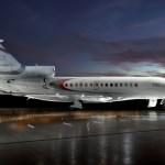 Dassault Falcon 8X recebe a certificação da EASA
