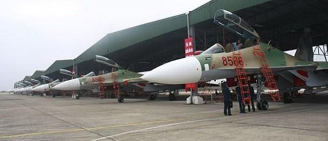 Su-30mk2 vietna #2