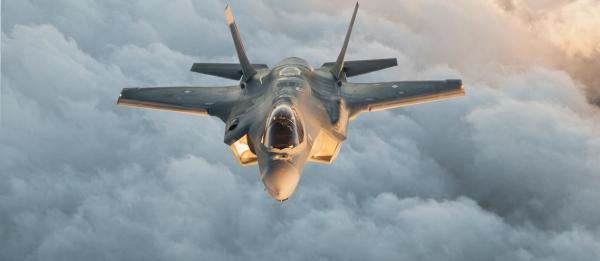 A Dinamarca vai adquirir 27 aeronaves F-35A. (Foto: Lockheed Martin)