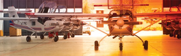A aeronave de treinamento Super Mushshak já está em uso em quatro países.