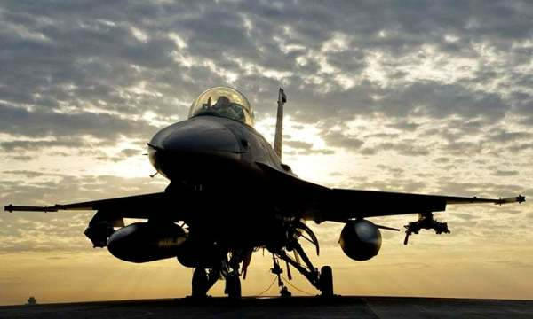 F-16 Alaska