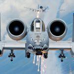 USAF estuda duas aeronaves no processo de substituição dos Warthogs