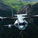 Bell-Boeing recebe verba para fabricação dos 4 primeiros MV-22 Osprey para o Japão