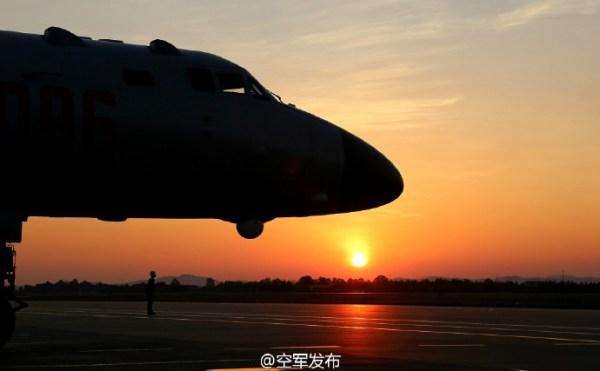 A China vem realizando com frequência manobras militares da disputada região. (Foto: Xinhua)