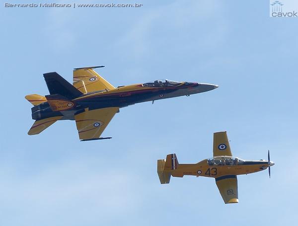 Caça CF-18 Hornet do