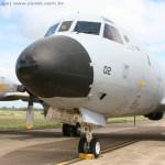 Avião de patrulha P-3AM completa 5 anos de operação na FAB