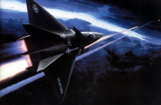 Lockheed ATF impression 1A 623_capa